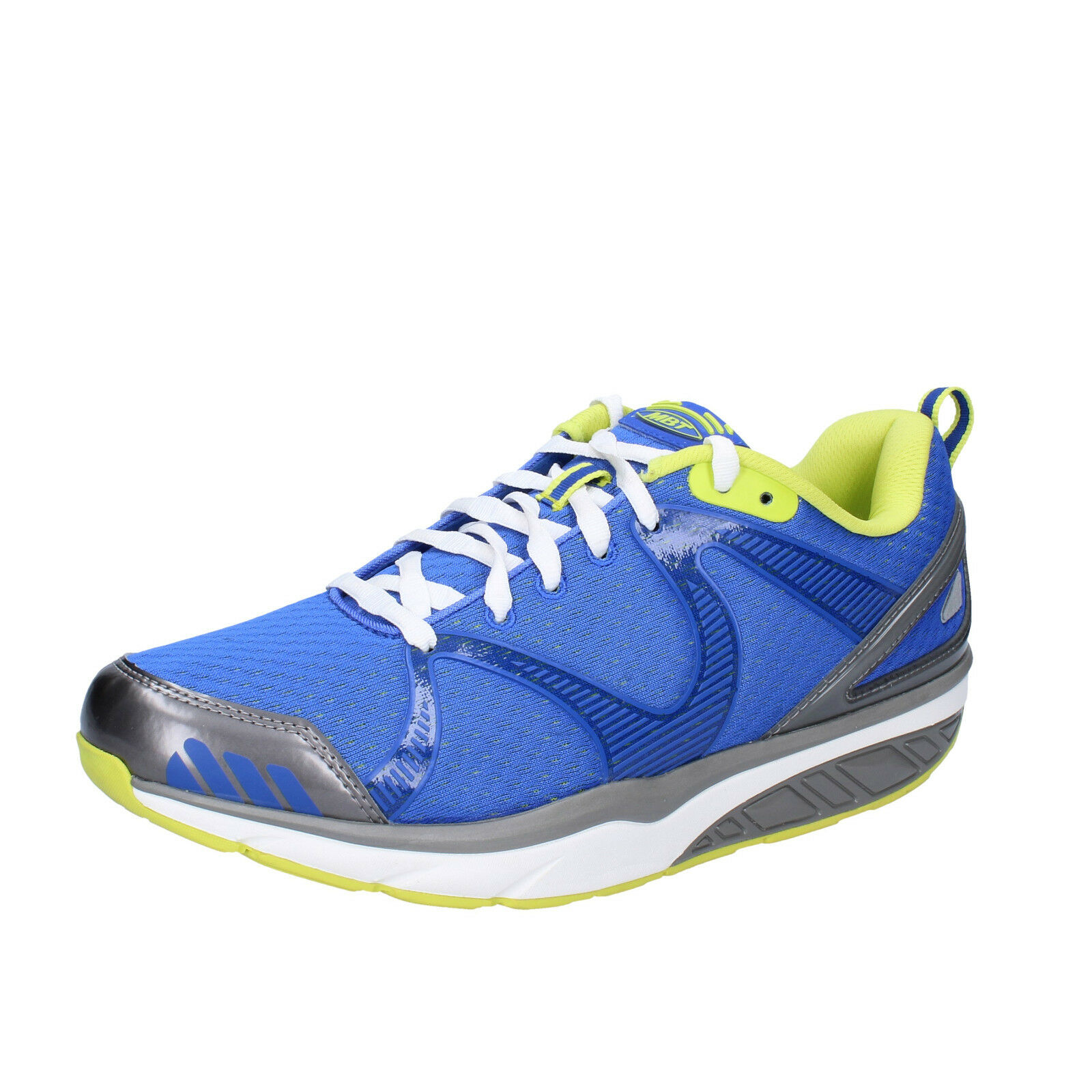 men's shoes MBT 6 / 6,5 () sneakers blue textile dynamic BT15-40