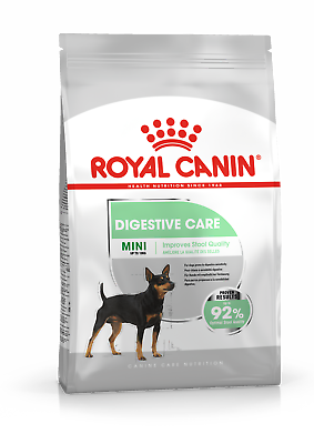Cibo Per Cani Adulti (digestione Ottimale) Royal Canin Mini Digestive Care Pulizia Della Cavità Orale.