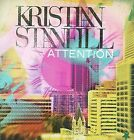 Attention by Kristian Stanfill (CD, Apr-2009, CMJ/Six Step)