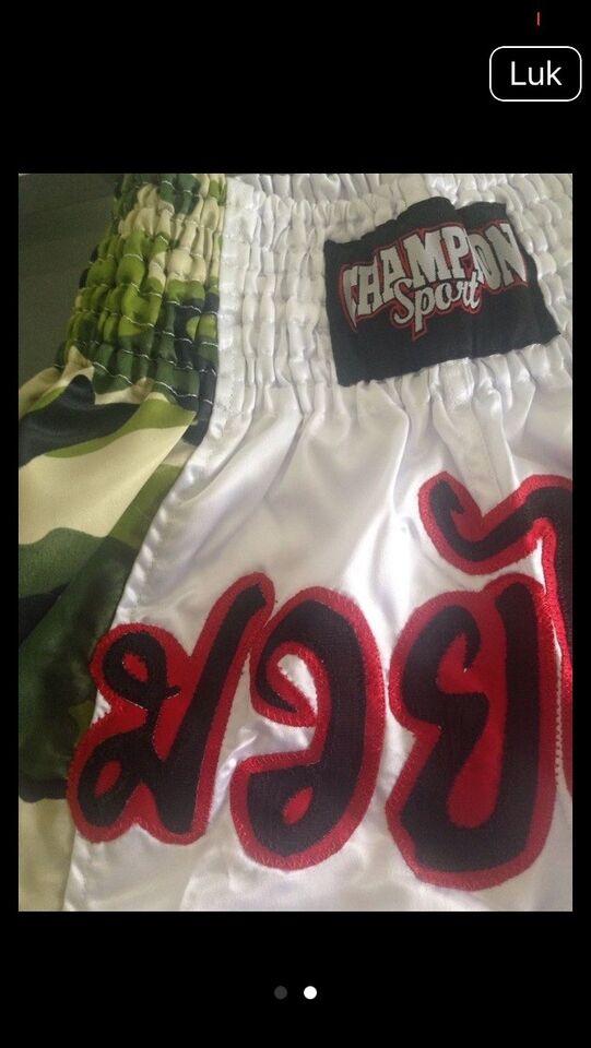 Bokseudstyr, Champion sport