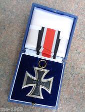 Original EK II cruz cruz BRD forma 1957 en estuche