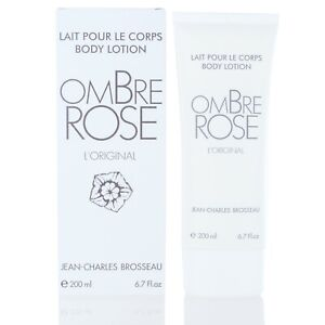 Ombre-Rose-by-Brosseau-6-7-Oz-Body-Lotion-for-Women-NEW-IN-BOX