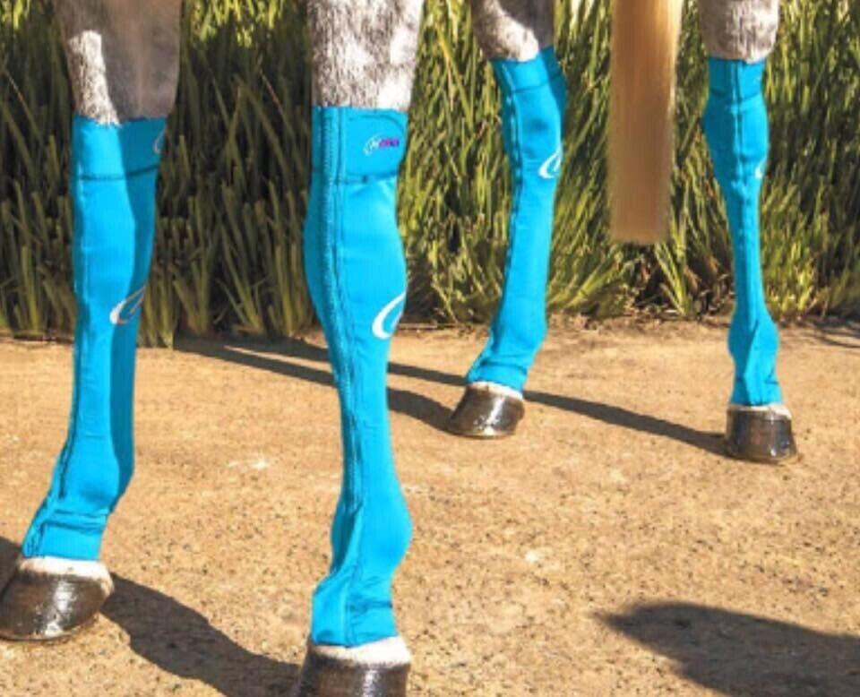 Hidez Equine Ice Compression Socks
