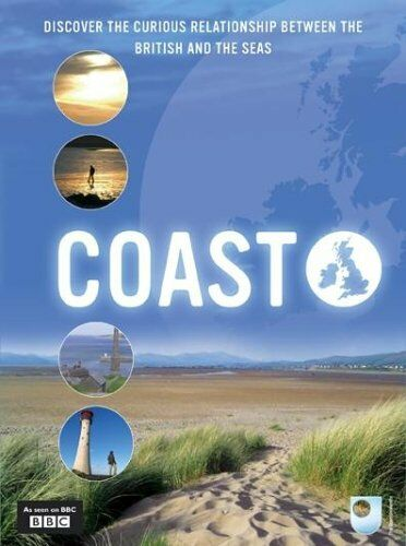 1 of 1 - Coast - BBC Series 1 (New Packaging) [DVD] [2005] By Nicholas Crane,Neil Oliv.