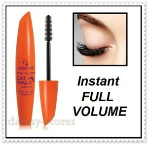 973e96b569f2a Details about Golden Rose Instant Full Volume Cat Walk Mascara Black FREE  DELIVERY