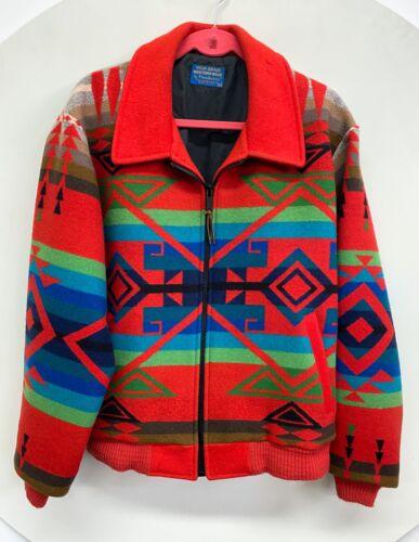 Vintage Pendleton Blanket High Grade Western Wear