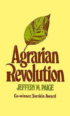 1 of 1 - Agrarian Revolution: Social Movements and Export Agriculture in the Underdevelop