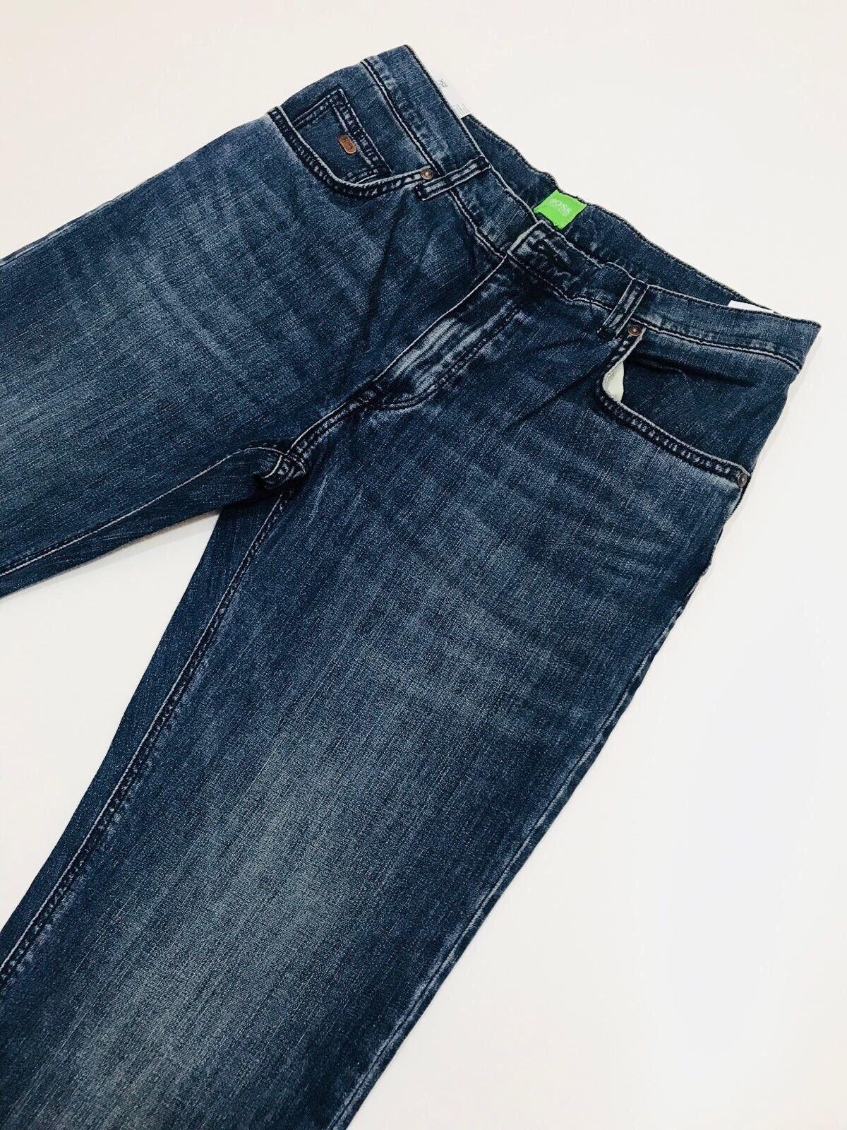 Hugo Boss Men's Stretch Regular Fit Jeans  | Eleganter Stil  | Eine Große Vielfalt An Modelle 2019 Neue  | Züchtungen Eingeführt Werden Eine Nach Der Anderen