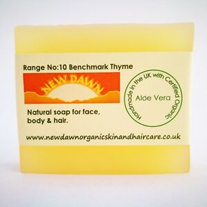 Details about Folliculitis, Ingrown Hair,Bacterial Skin Infection  Removal~Benchmark Thyme Soap
