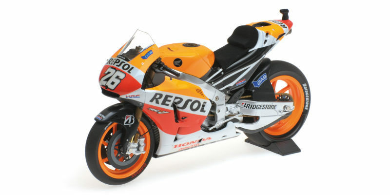 Honda RC213V Repsol Dani Pedrose MotoGP 2014 1 12 Model  MINICHAMPS  cherche agent commercial