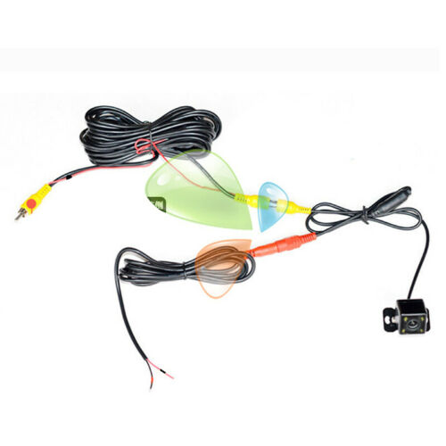170º CCD Carear Vieweverse Backup Parking Camera Waterproof Night Vision XM