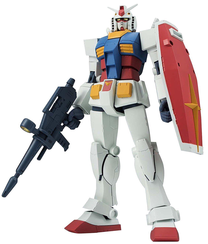 Robot Spirits RX - 78 - 2 Gundam ver. ANIME  125 mm ABS & PVC painted figure