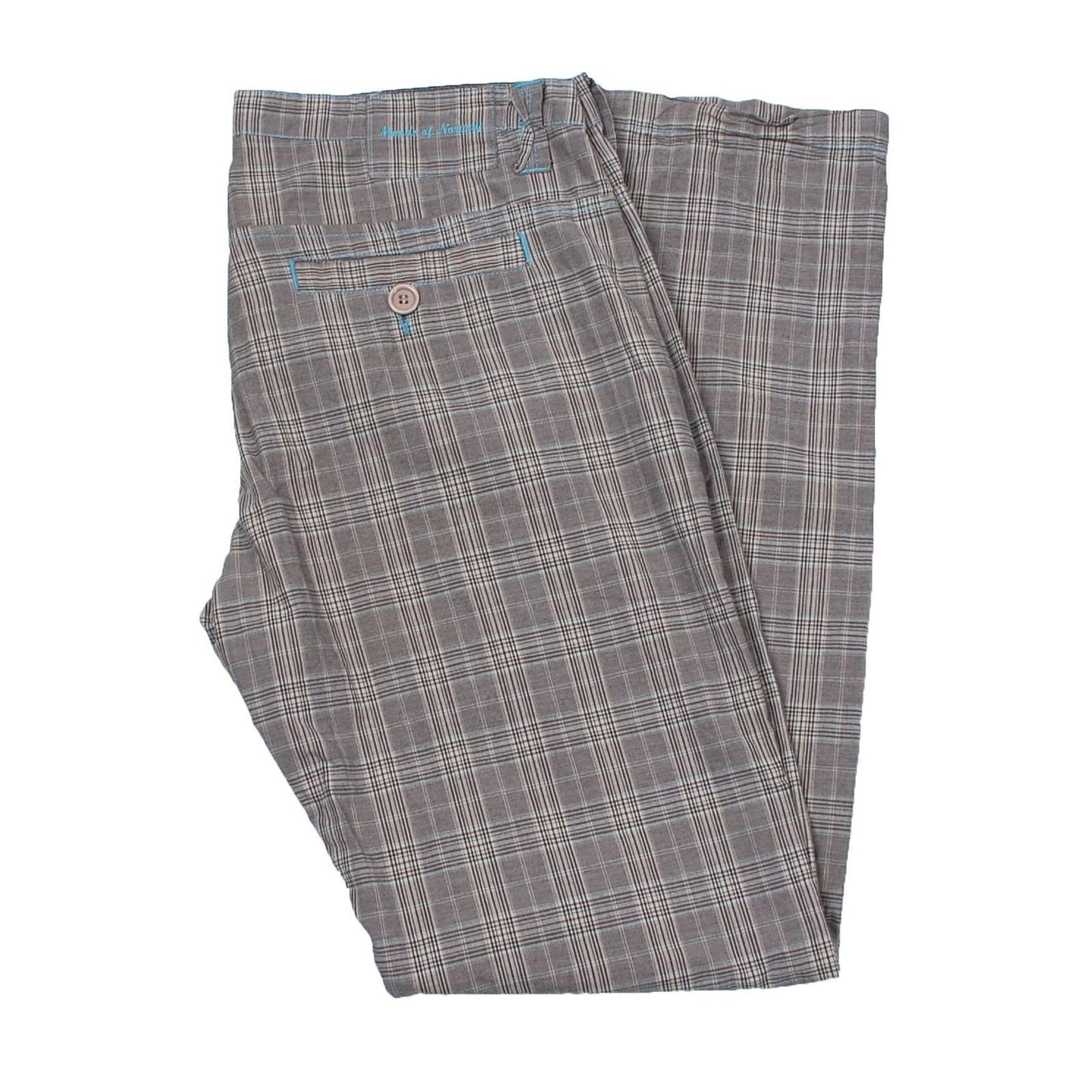 MOODS OF NORWAY Olabukse Slim Fit Grey men Pants Size 36