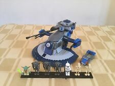 Lego Star Wars 8018 Armored Assault Tank (AAT) 100%Complete+Instruction