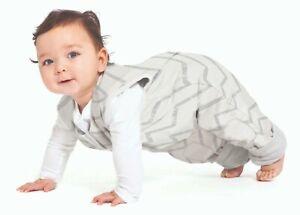 1 Tog Baby Studio 100 Percent Organic Reversible Bag 6 to 18 Months