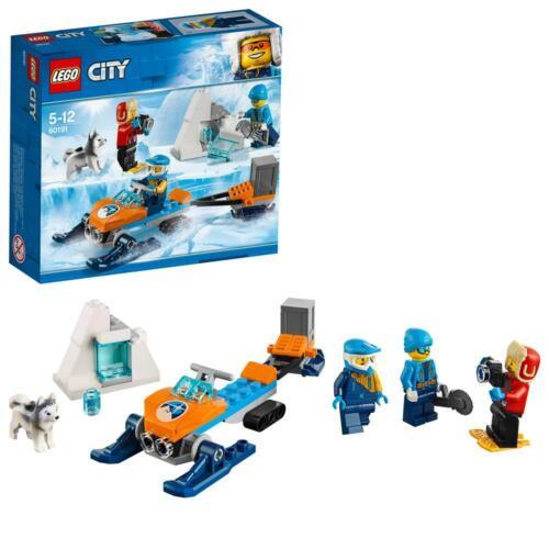 Lego City ártico-pensaba 60191
