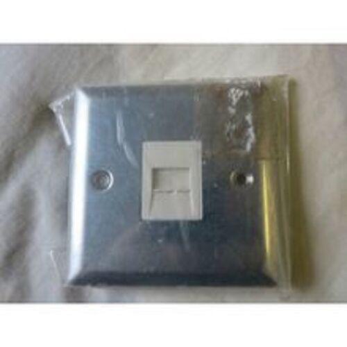 Qualité prise téléphonique secondaire B int chrome Part No DEC393
