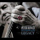 Legacy, Peter Rowan Bluegrass Band, CD, 2010, Compass, New Sealed - $11.99