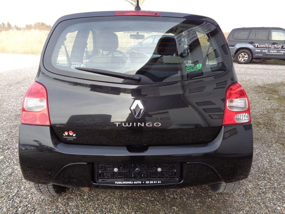 Renault Twingo 1,2 16V E Expression Benzin modelår 2012 km