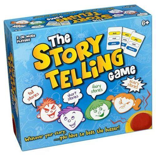 The Story Geschichtenerzählen Paul Lamond Familienspiel For 2 oder Mehr Spieler, Lernspielzeug