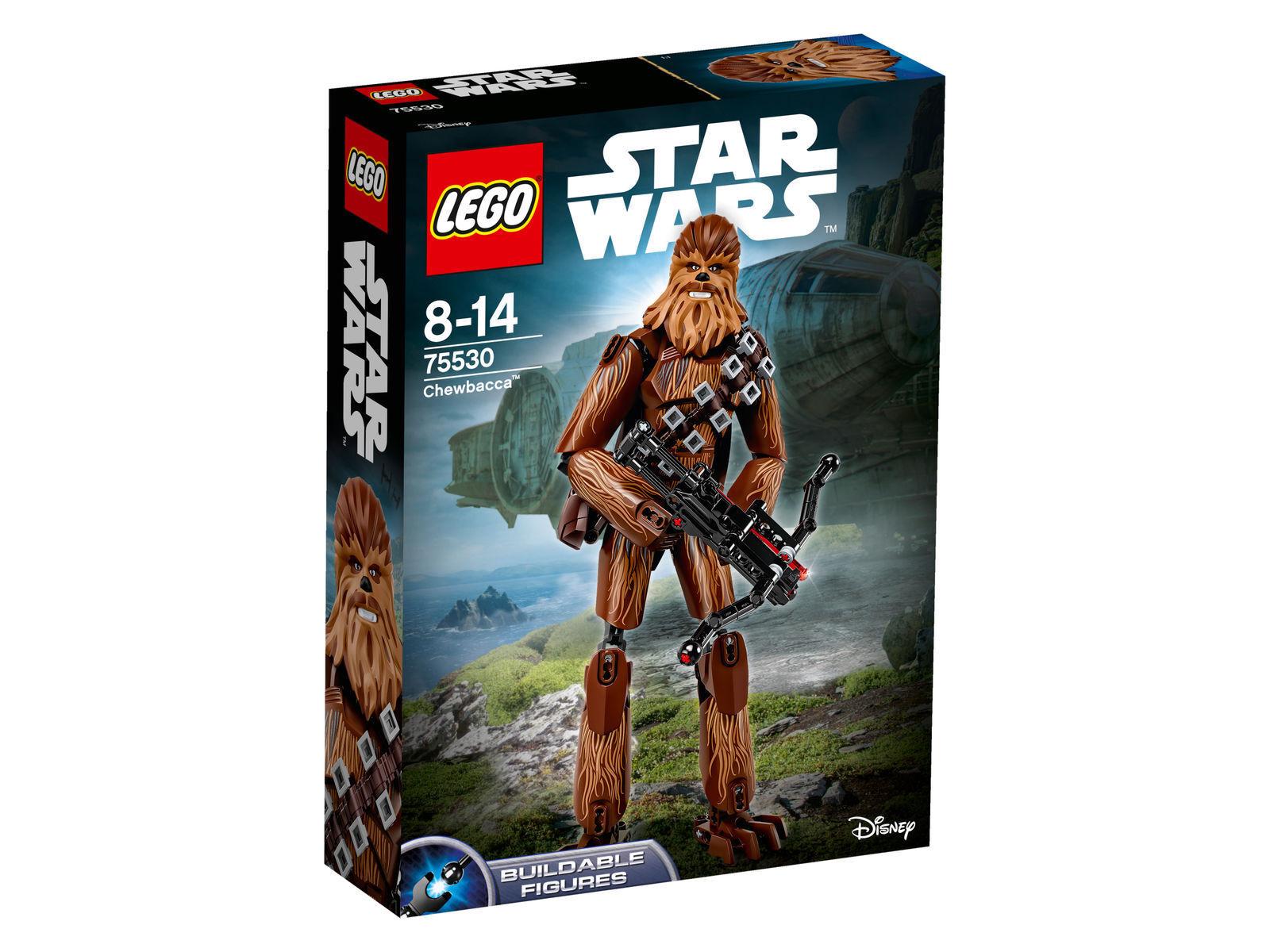 Lego 75530-Star Wars-Figurine Chewbacca Nouveau Neuf dans sa sa sa boîte 469c22