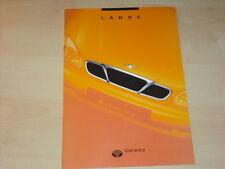 45351) Daewoo Lanos Prospekt 04/1997