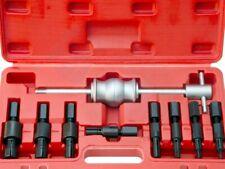9pcs Blind Hole Slide Hammer Internal Bearing Puller Extractor Remover