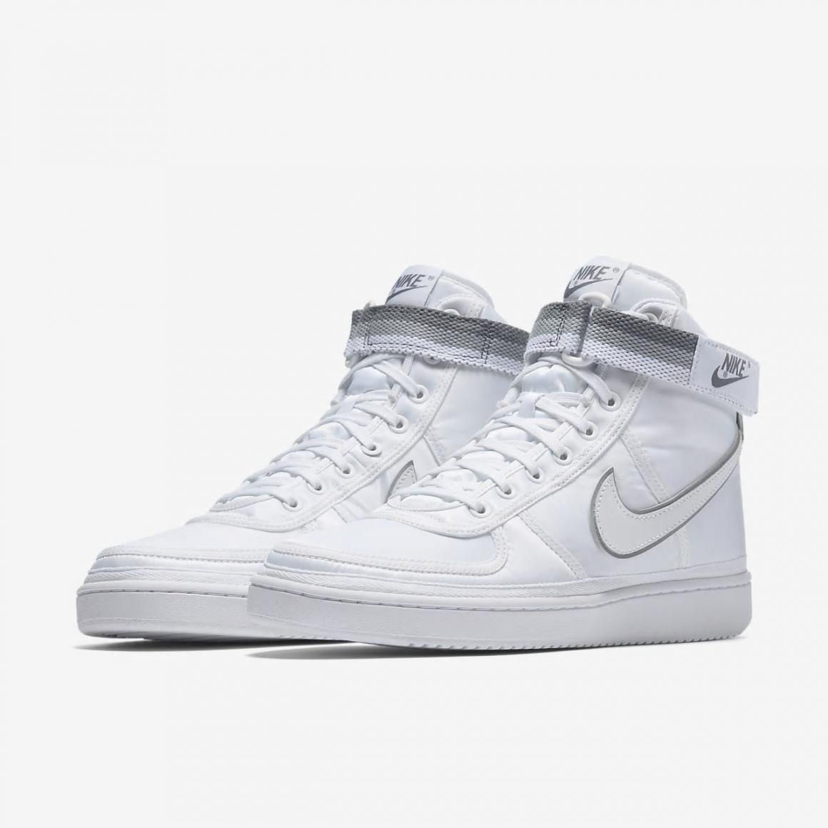 Mens nike vandalo alto supremo 318330-100 bianco   bianca nuove dimensioni 9.5 | Outlet Store Online  | Gentiluomo/Signora Scarpa