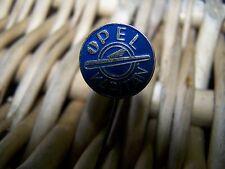 antiguo Pin de solapa Opel Kapitän