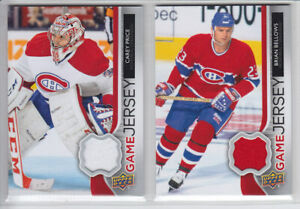 2014-15-UD-SERIES-BRIAN-BELLOWS-GAME-JERSEY-GJ-BB-GAME-USED-Upper-Deck-Canadiens