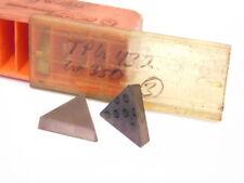 New Surplus 3pcs Carboloy Tpg 432 Grade 350 Carbide Inserts