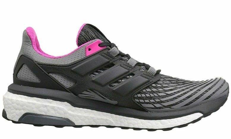 Adidas BB3456 Energy Boost Women's Running shoes Grey, Black, Grey   BR31