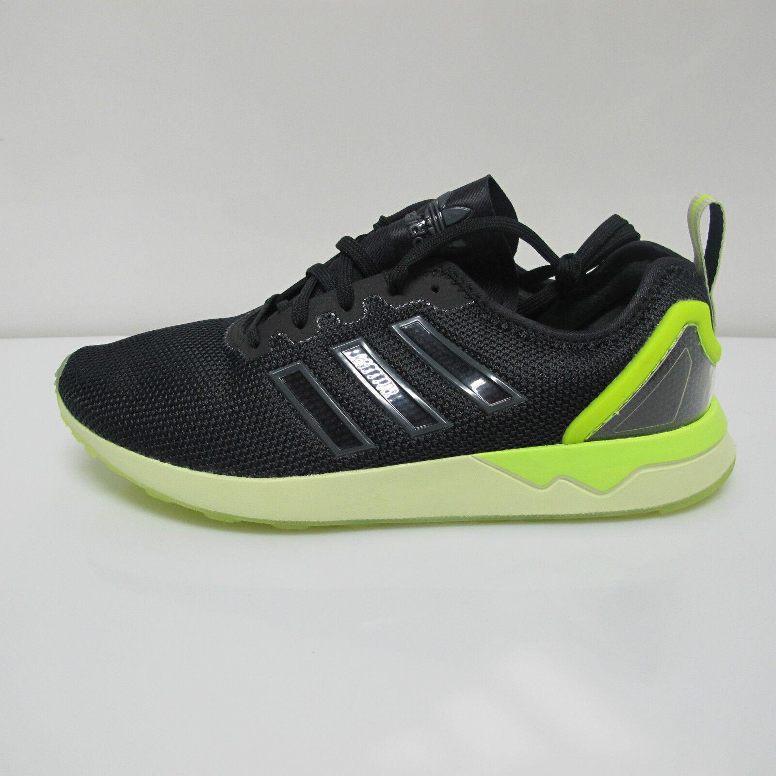 ADIDAS scarpe ginnastica uomo mod.ZX FLUX ADV AQ4906 col.NERO/GIALLO estate 2016