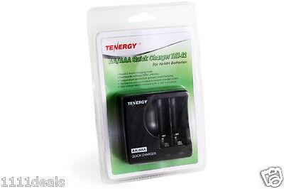 Tenergy Battery NiMH / NiCd AA / AAA Quick Charger x 1