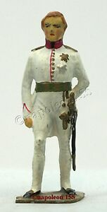 Figurine, vieux soldat du diable. La version Aiglon 2 Eme, I Er Empire