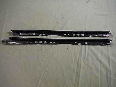 Miatamecca Front Bumper Set Plate R//S Fits 90-97 Miata MX5 Mazda NA01502A0B OEM