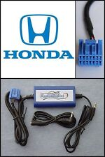 Digital iPod/iPhone/Aux/3.5mm Audio In Adapter select Honda Factory Car Radio
