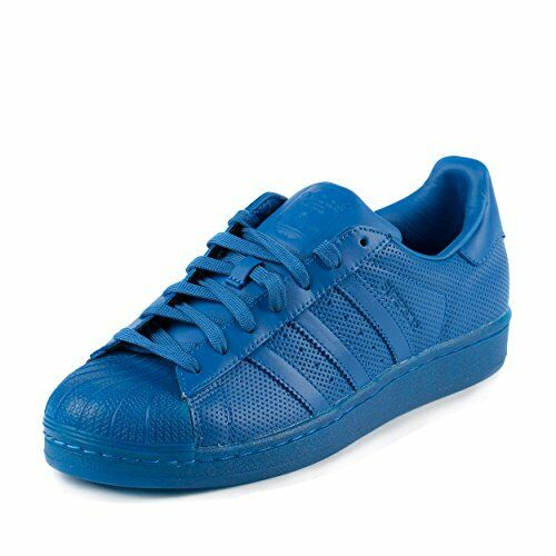 ADIDAS SUPERSTAR ADICOLOR (MENS) HALO BLUE