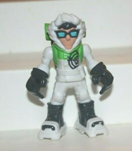 Playskool Heroes Transformers Rescue Bots Graham Burns Artic Rescue