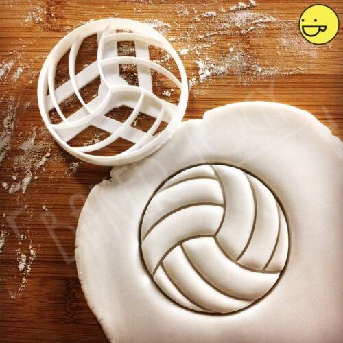 Volleyball cookie cutterBeachball Sports Beach Ball Balls Sport Olympic Game