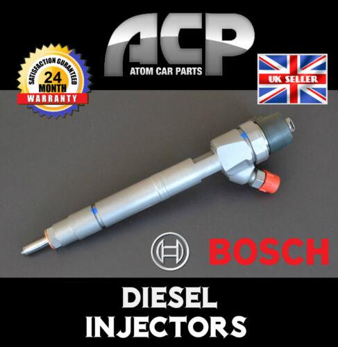 Bosch Fuel Injector no 270 CDI 125 kW // 170 BHP. 0445110121 for CLK Class