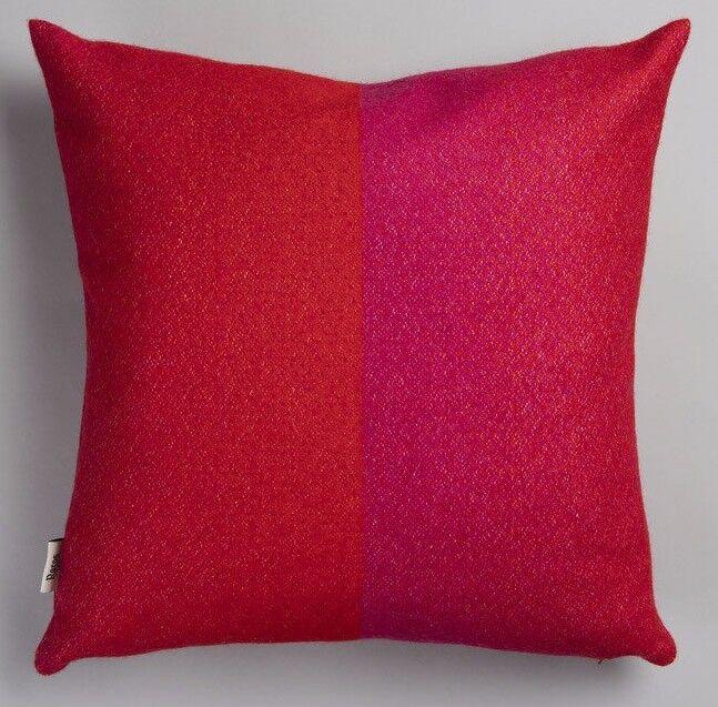 NEW  Rgolds Tweed 100% Norwegian Lambswool  Berg  Pillow Cushion