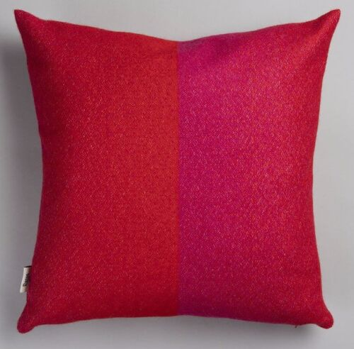 "NEW! Roros Tweed 100% Norwegian Lambswool ""Berg"" ow Cushion"