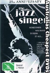 The-Jazz-Singer-DVD-NEW-FREE-POSTAGE-WITHIN-AUSTRALIA-REGION-4