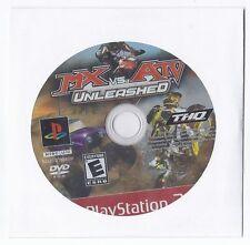 MX vs. ATV Unleashed (Sony PlayStation 2, 2005)