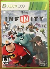 Xbox 360 Disney Infinity 1.0 3 Kids Game Only No Base or Figures
