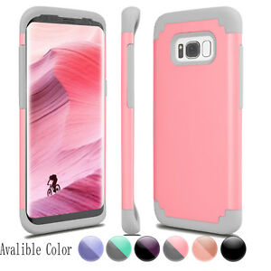 For Samsung Galaxy S8 / S8 Plus +Luxury PC Shockproof Protective Hard Case Cover