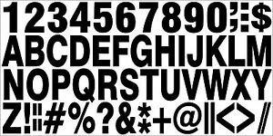 1-SET-OF-SELFADHESIVE-BLACK-VINYL-LETTERS-amp-NUMBERS-HIGH-1-034-INDOOR-OUTDOOR-USE