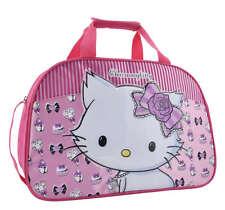 ba204e1d63bb Hello Kitty Sanrio Charmmykitty Large Overnight Bag With Raised ...