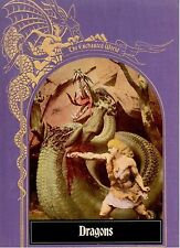 The Enchanted World: Dragons (1984, Hardcover)